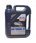 LM  Синт.мот.масло д/снегох.Snowmobil Motoroil 2T Synthetic TC (5л) 7513